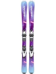 Горные лыжи Head Joy SLR2 (117-147) + SLR 7.5 AC