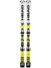 Горные лыжи Head Supershape SLR2 + крепления SLR 4.5. AC