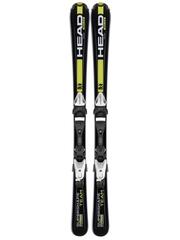 Горные лыжи Head Supershape Team LR + крепления LRX 4.5 AC