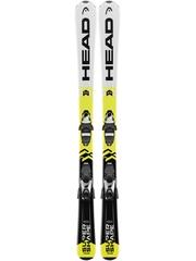 Горные лыжи Head Supershape Team SLR2 + крепления SLR 4.5 AC